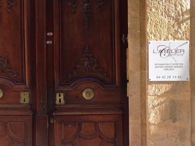 Atelier Cardinal - Réparation horlogerie - Aix-en-Provence