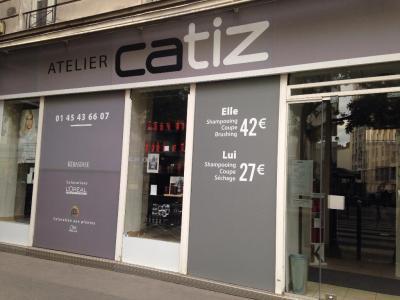 Atelier Catiz - Coiffeur - Paris