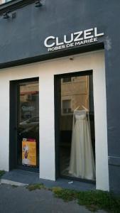 Atelier Cluzel - Robes de mariées - Nantes