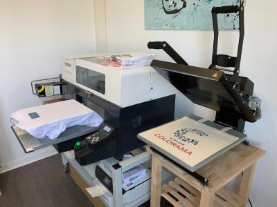 Atelier Colorama - Imprimerie et travaux graphiques - Rennes