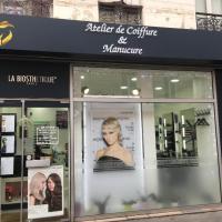 Atelier De Coiffure Et  Manucure - PARIS