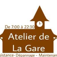 ATELIER DE LA GARE - PARIS