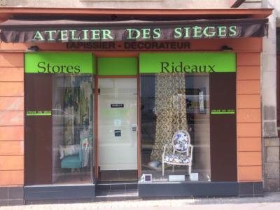 Atelier des Sièges - Rideaux, voilages et tissus d'ameublement - Nantes