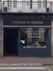 Atelier du Barbier - Coiffeur - Lille