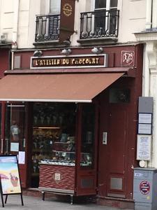 l'Atelier du Chocolat - Chocolatier confiseur - Paris