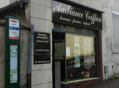 Ambiance Coiffure - Coiffeur - Louveciennes