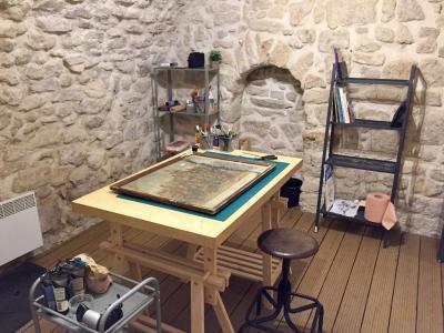 Atelier 4ème Art - Restauration D'Oeuvres D'art Sur Papier - Restauration de tableaux - Paris