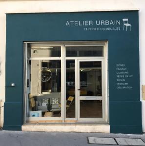 Atelier Urbain - Tapissier-décorateur - Marseille