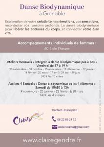 Ateliers Créatifs Clarita - Claire Gendre - Affaires sanitaires et sociales - services publics - Grenoble