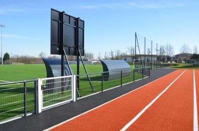 Mikit - Aménagement de terrains de sport et de jeu - Niort