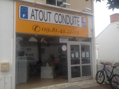 Atout Conduite 85 - Auto-école - Challans