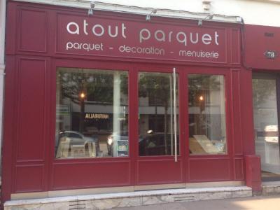 Atout Parquet - Pose, entretien et vitrification de parquets - Vincennes