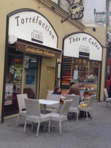 Café Clavreul - Torréfaction de café - Nantes
