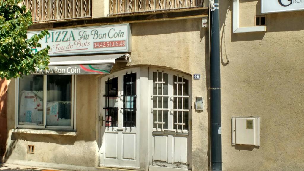 Au Bon Coin Venelles Restaurant Adresse Horaires Ouvert