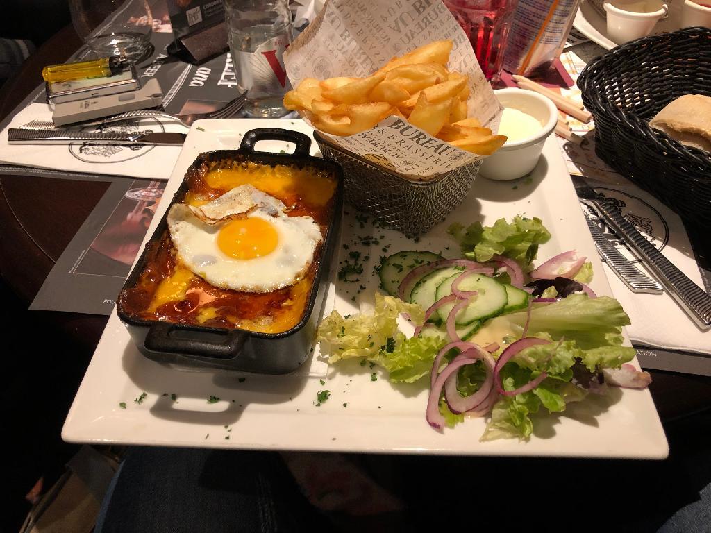 Au Bureau Saint Amand Les Eaux Restaurant Adresse Avis