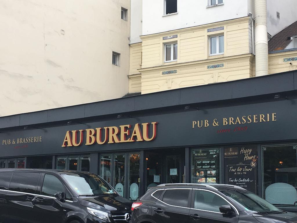 Au Bureau Enghien Les Bains Restaurant Adresse Avis