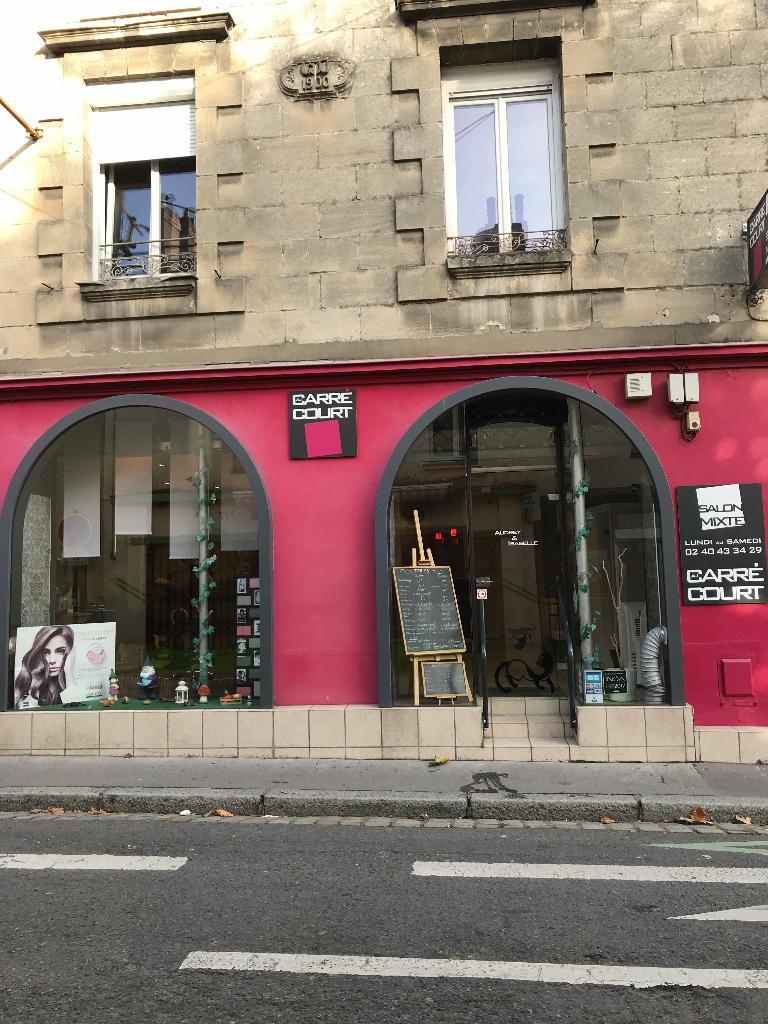 Au Carré Court Nantes Coiffeur Adresse Horaires Avis