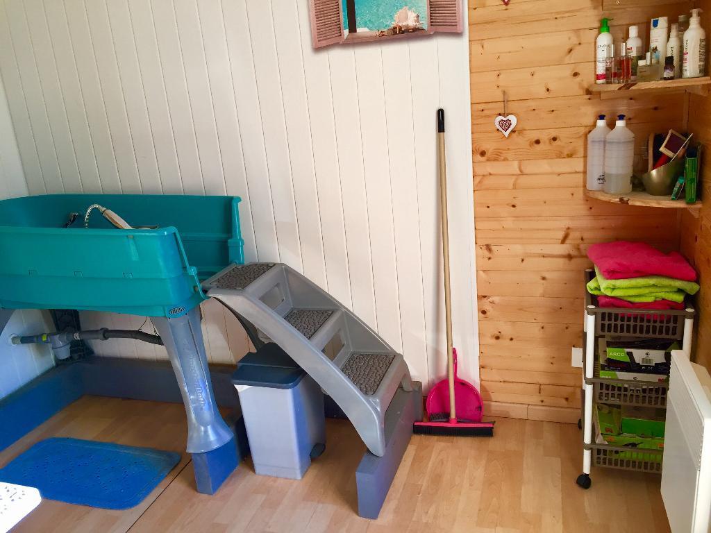 Vision Unik La Rochette au chien beauté la rochette - toilettage de chiens, de chats