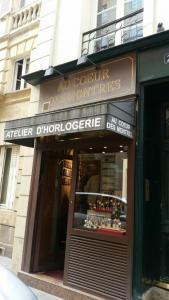 Au Coeur des Montres - Réparation horlogerie - Paris