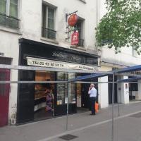 Au Croissant d'Or - PARIS