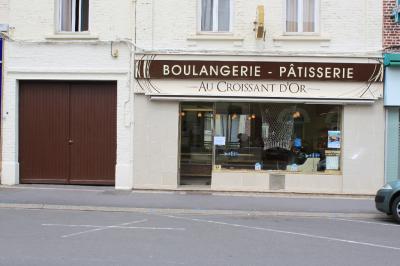 Au Croissant D'Or - Boulangerie pâtisserie - Avion