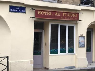 Au Fleuri - Hôtel - Paris