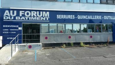 Au Forum du Bâtiment - Fabrication d'outillage électroportatif - Rezé