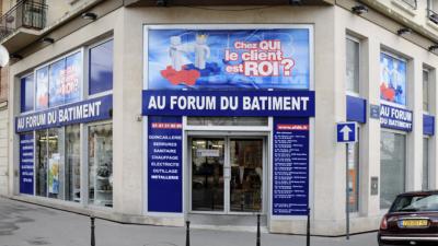 Au Forum du Bâtiment - Vente et installation de chauffage industriel - Boulogne-Billancourt