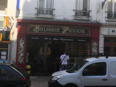 Au Fournil Du Chateau - Salon de thé - Vincennes