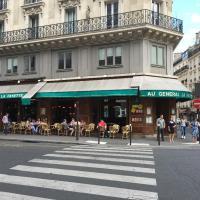 Au General La Fayette - PARIS