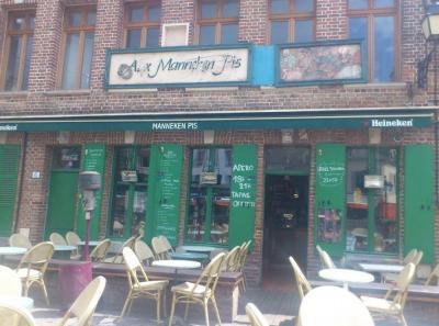 Au Manneken Pis - Restaurant - Amiens