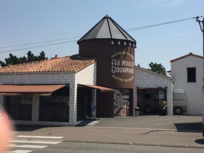 Au Moulin Gourmand SARL - Boulangerie pâtisserie - Les Sables-d'Olonne