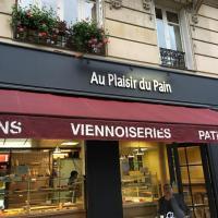 Au Plaisir du Pain - PARIS