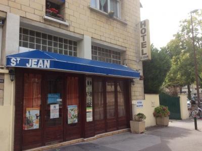 Au Saint Jean Hôtel - Hôtel - Caen