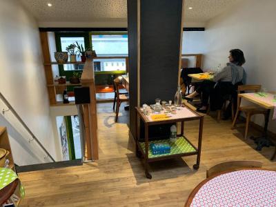 Restaurant au Sans Chichi Chez Samia - Café bar - Rennes