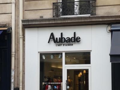 Aubade - Lingerie - Paris