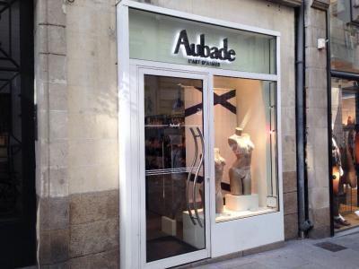 Aubade Paris - Lingerie - Nantes
