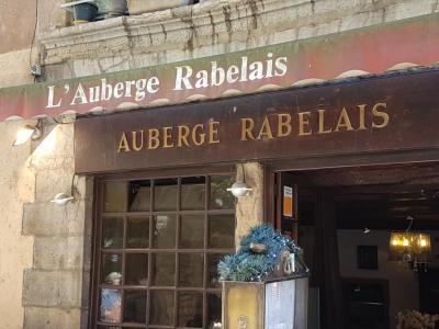 Auberge Le Rabelais - Restaurant - Lyon