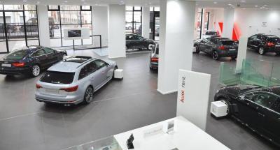 Audi - Garage automobile - Saint-Ouen-sur-Seine