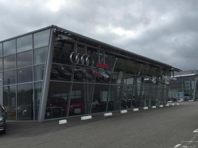 Audi Blois Espace Auto Blois - Vente et montage de pneus - Blois