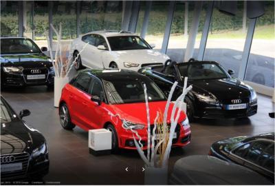 Audi e-tron Montigny-le-Bretonneux Avenue des Prés - Concessionnaire automobile - Montigny-le-Bretonneux
