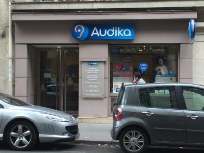 Audika - Vente et location de matériel médico-chirurgical - Paris
