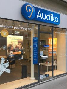 Audioprothésiste Paris Plaisance - Audika - Vente et location de matériel médico-chirurgical - Paris