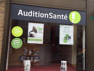 AuditionSanté - Audioprothésiste - Avranches