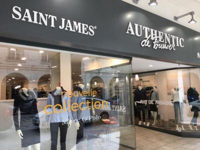 Saint-james - Vêtements femme - Orléans