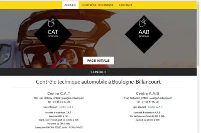 Norisko - Garage automobile - Boulogne-Billancourt