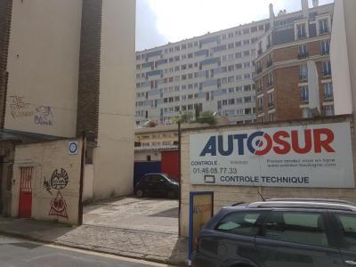 Autosur - Contrôle technique de véhicules - Boulogne-Billancourt