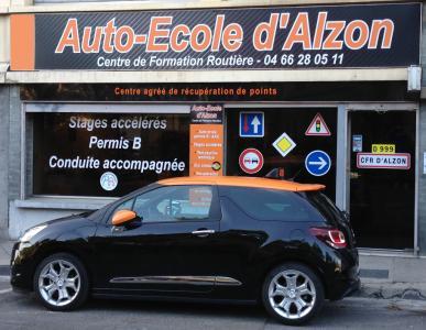Cfr D'Alzon - Auto-école - Nîmes