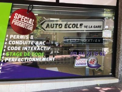 Auto Ecole De La Gare - Auto-école - Saint-Gratien