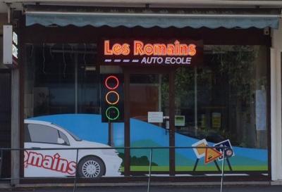 Auto Ecole Les Romains - Auto-école - Annecy